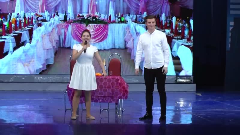 Красная фурия - СТЭМ (КВН Лига Поволжье 2017. Финал)