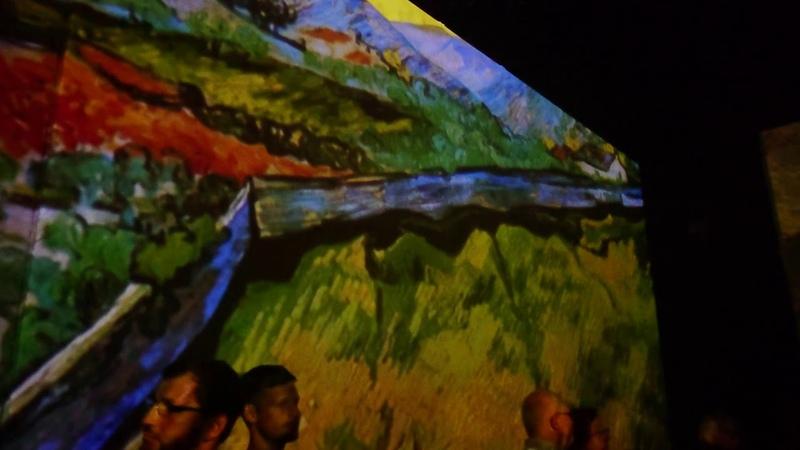 Von Monet bis Kandinsky. Van Gogh.