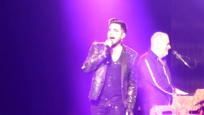 Queen Adam Lambert - I Want To Break Free 17.06.2018 Telenor Arena, Oslo, Norway