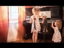 бэкстейдж со съемки работы в фотоодержимости Собачий вальс