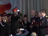Десятиклассники гимназии №4 Йошкар-Олы приняли присягу и получили удостоверения кадетов