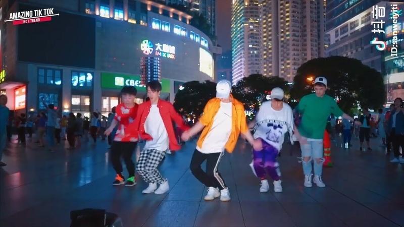 Tik Tok Nhảy ✗ BUQI - nhóm dance được yêu thích nhất tik tok trung quốc ✗ Trào Lưu TikTok