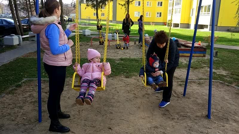 Ксении 2 4 Максу 9 месяцев у Куликовых