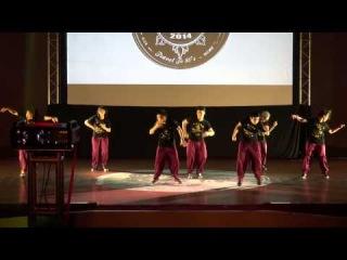 長庚大學熱舞社 | 20140426 第20屆全國大專舞展
