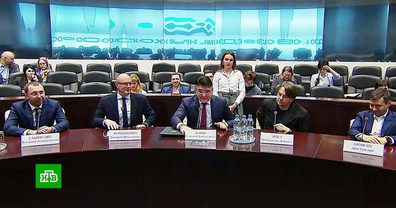 Дмитрий Чернышенко: подписание антипиратского меморандума — вопрос финансовой устойчивости