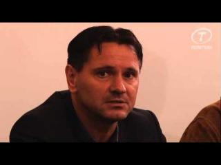 Пресс-конференция Дмитрия Аленичева после матча Арсенал - СКА-Энергия