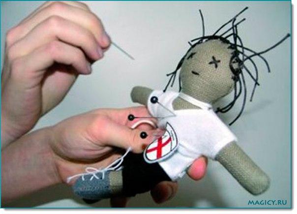 Кукла Вуду - как сделать