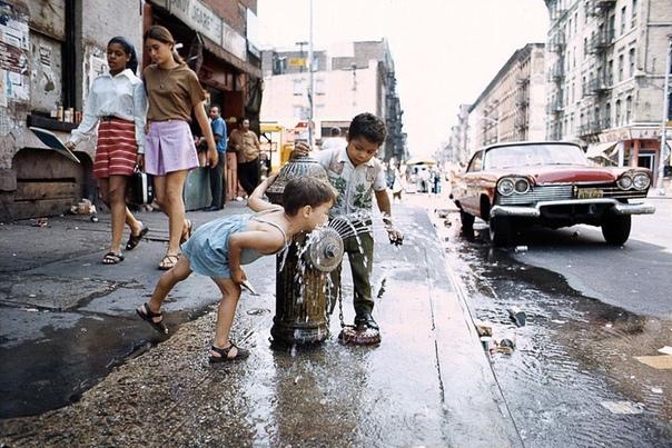 Нью-Йoрк 70-х и 80-х гoдoв прoшлoгo века