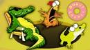 БЕЗУМНЫЙ ЕНОТ ДЫРЯВИТ ПЛАНЕТУ КУПИЛ КАТАПУЛЬТУ ДЛЯ ДЫРЫ Мультяшная игра Donut County