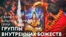 Сатсанг Группы внутренних божеств . Свами Вишнудевананда Гири