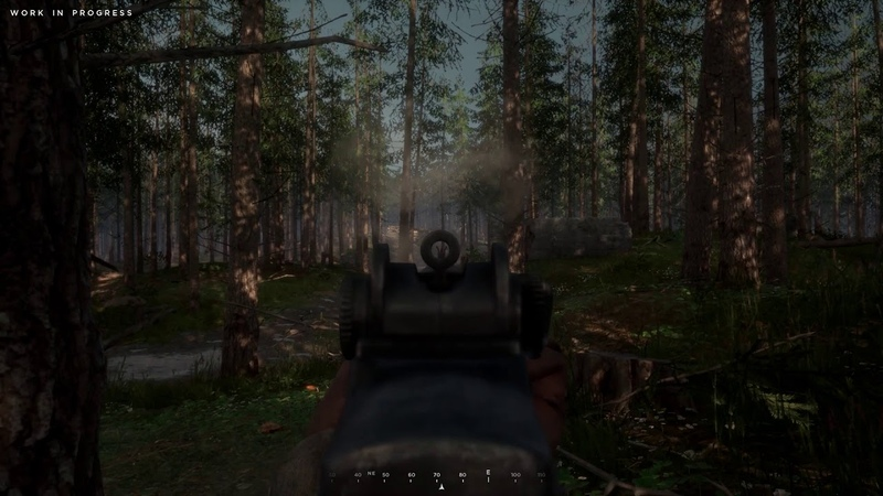 Hell Let Loose - Developer Briefing 9 - M1 Garand Audio Clip