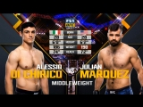 The Ultimate Fighter 27 — FINALE Alessio Di Chirico vs. Julian Marquez