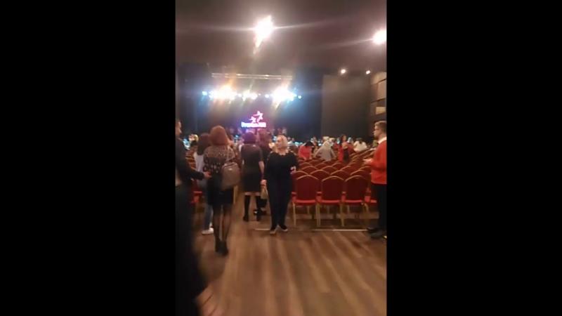 Сити Ход 2й день Москва