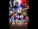 Avengers vs X-Man XXX. Ann Axel Braun Parody