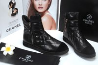 Женские Сапоги Chanel