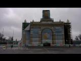 Близятся к завершению работы по реставрации арки главного входа ВДНХ