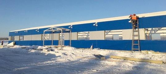 Работы на посадочной площадке Усть-Илимска продолжаются