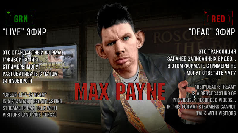 GRN Жил Был Дед Максим 04 Max Payne 21 До Конца