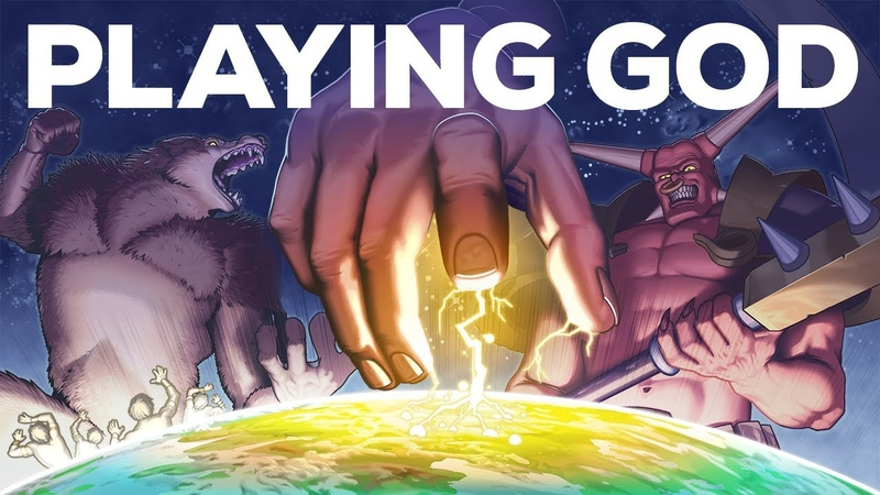 30 Years of God Game History Populous Dungeon Keeper Black White Spore and more