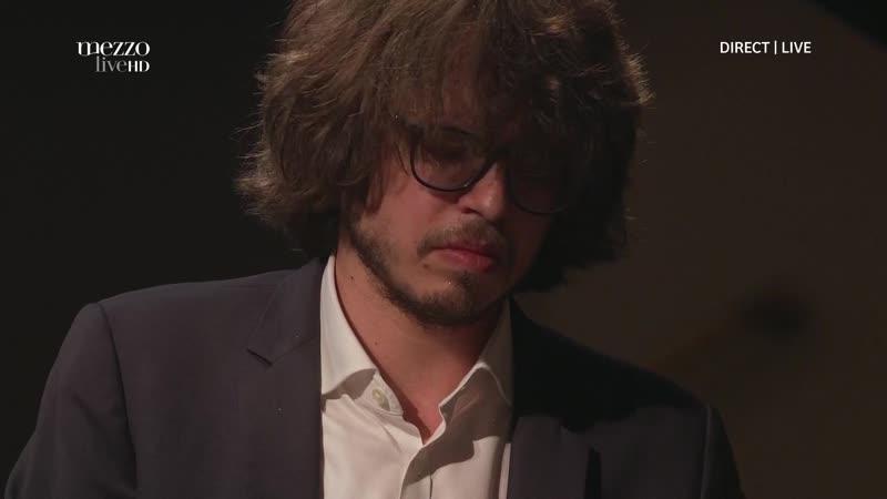 Концерт пианиста Люки Дебарга в Венском Концертхаусе – II отделение Бах и Бетховен (20.02.2019)