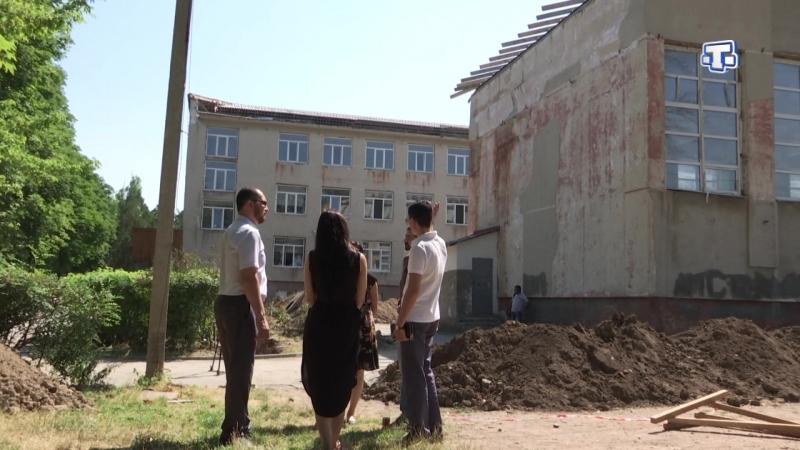На территории Симферопольской школы №21 обнаружили человеческие останки