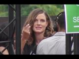 VIDEO Rebecca FERGUSON @ Paris 12 july 2018 World Premiere Mission Impossible 6 Fallout juillet