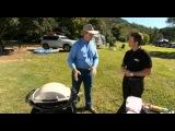 Готовим стейки на Weber Q BBQ