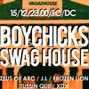 SWAG HOUSE X BOYCHICKS #домудороги @ 15 декабря