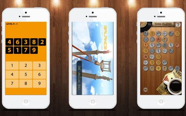 Умные игры для iOS: Remember, Ballance Resurrection, Monetary Fever