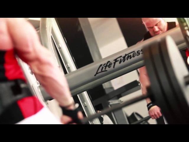 Bodybuilding Motivation One More Step Forward