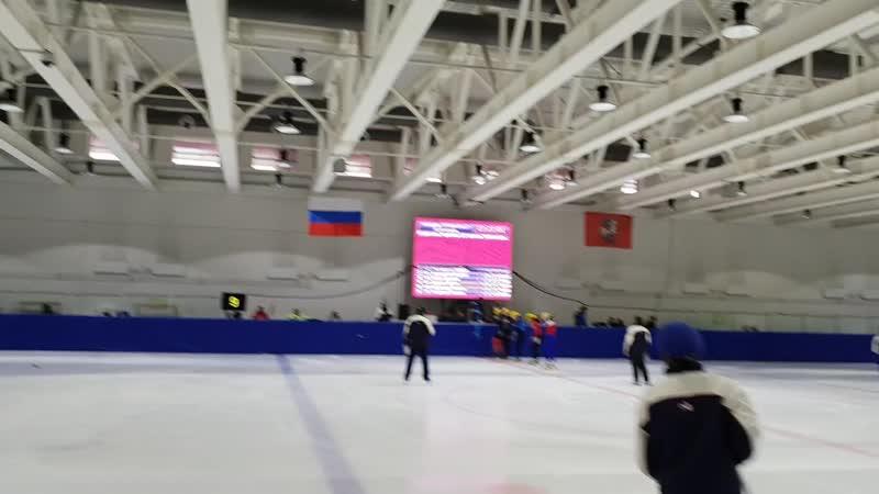 1000м. Женщины 1)4-2 Бадирханова