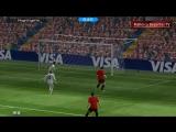 Real Madrid - RCD Mallorca  La Liga  6th Season  7th tour