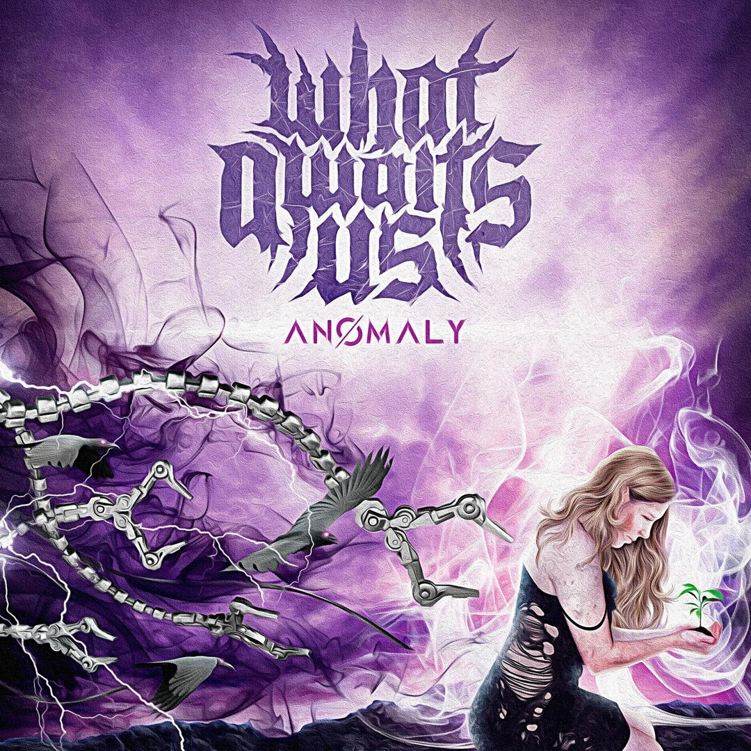 What Awaits Us - Anomaly [EP] (2018)