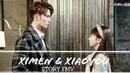 Ximen and Xiaoyou Story  Meteor Garden 2018 FMV