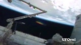USTREAM LIVE UFO Large Alien Spacecraft Near The ISS, April 7, 2013