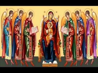 Хор братии Валаамского монастыря - Единородный Сыне