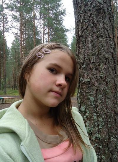 Катя Лапкина, 26 октября 1997, Витебск, id201591424
