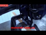 Видео Обзор Двухтактного Лодочного мотора Parsun T3.6BMS Mototek