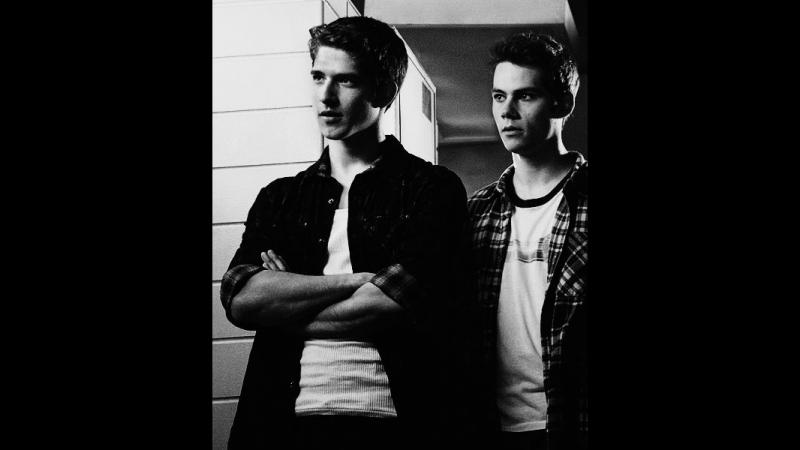 Teen Wolf На глубине моей души Оборотень Стайлз Стилински и Скотт Макколл 💙
