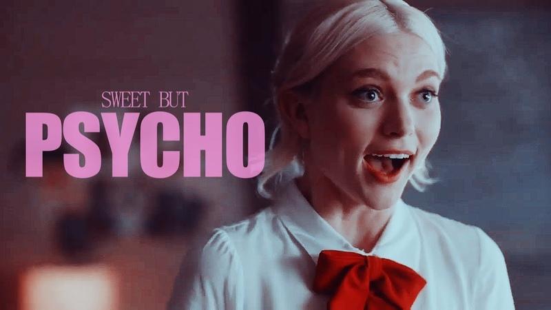 Lizzie Saltzman ✗ Sweet But Psycho 1x06
