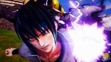 JUMP FORCE - Zoro VS Sasuke 3rd Gameplay