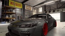【CSR2】Silvia(S15) Rocket Bunny, shift tune for 10.990