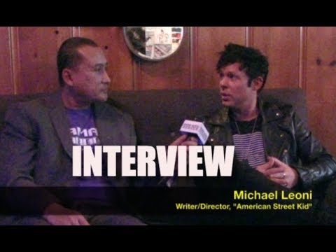 INTERVIEW Writer Director Michael Leoni of 'AMERICAN STREET KID' a Docu About Homeless Youth