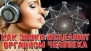 Как звуки исцеляют организм человека