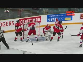 Россия U-20 - Канада WHL - 1:2 (06.11.2018)