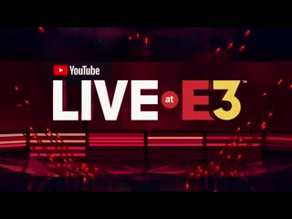 Just 3 days until e3 is live on youtube. heres another video i edited to tease sundays 10 hours of live coverage with games, cre