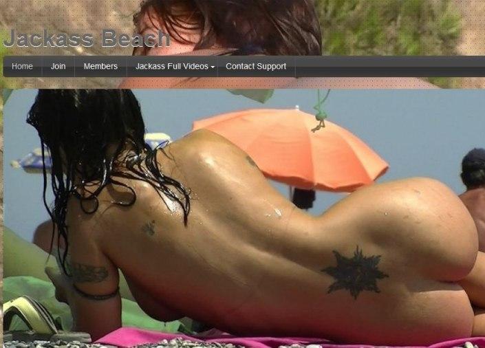Jackass Nude Beach 35
