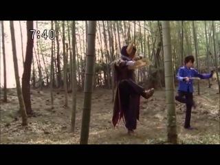 Jyuken Sentai Gekiranger Episode 14