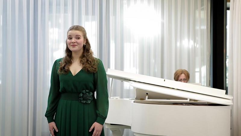 Анастасия Суркова - Ария Джисмонды