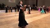 Danila Boriskin - Elizaveta Ulianova RUS, English Waltz | GOC Junior II Standard